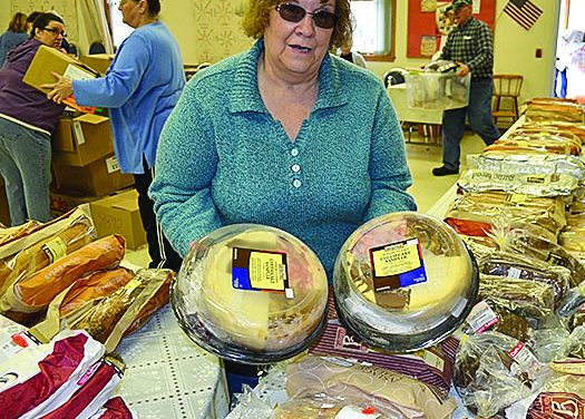 Potterville women use baked goods to help extend ministry