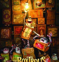 Charlotte native's artwork showcased in feature film, Boxtrolls at Eaton Theatre
