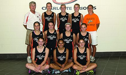 Charlotte girls accomplish goal of reaching state cross country finals