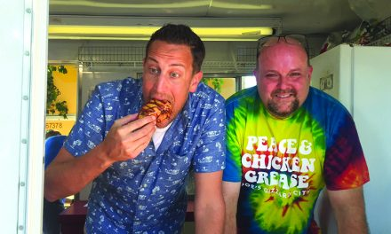 Carnival Eats returns to sample Joe's Gizzard City's latest creation