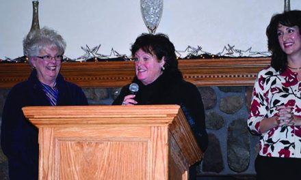 Ann Garvey honored with Essence of E Award