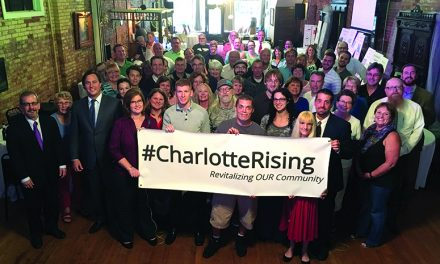 Charlotte receives Michigan Main Street Select designation