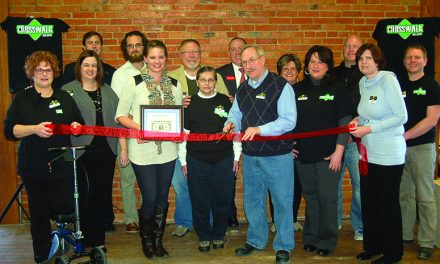 Crosswalk Teen Center named Non-Profit of the Year by Charlotte Chamber of Commerce