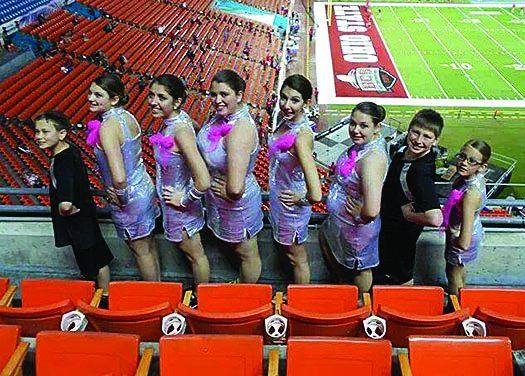 Charlotte dancers shine on Orange Bowl stage