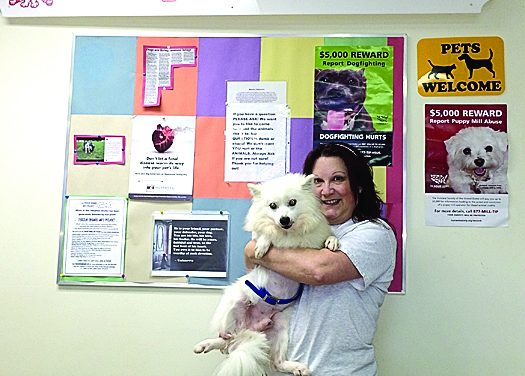Volunteers are lifeblood of Eaton County Humane Society