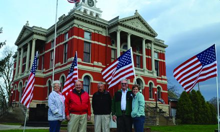 Memorial Day will mark first appearance of Kiwanis Flag Project