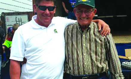 More than sports:  Vermontville  man creates legacy on and off field