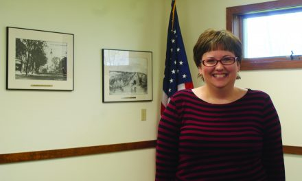 New clerk brings optimism  and ideas to City of Olivet