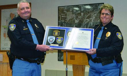 CPS Officers honored publicly for service to community