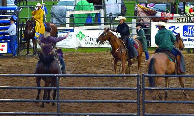 Don't miss the excitement of the Charlotte Frontier Days Rodeo