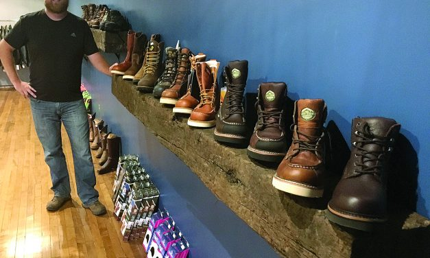Expansion necessary for growing Charlotte Shoe Repair