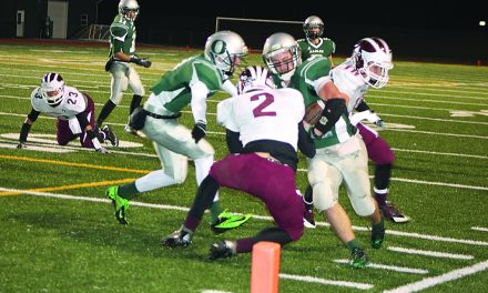 Defense leads Olivet to Division 5 District Championship