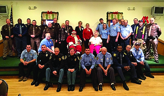 Local heroes make a difference during the holidays