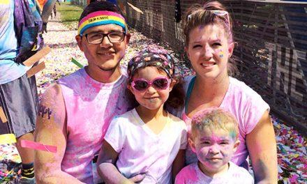 Everyone unite in color
