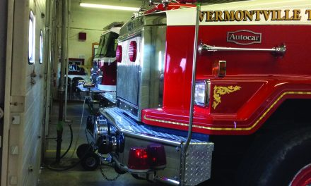 Vermontville Fire Department begins planning to add on