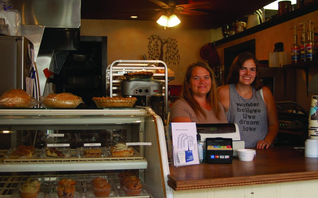 New owners build on strong reputation at Fay's Willow Tree