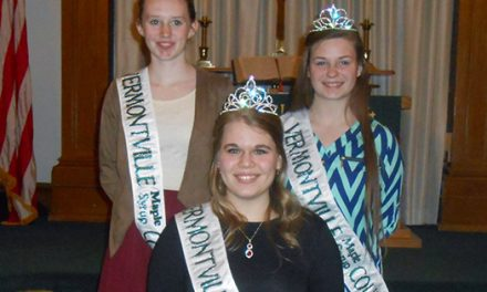 Syrup Festival Queen sees crown as opportunity to be a positive role model