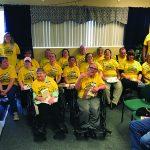 Sunshine Crew Aktion Club receives official Kiwanis charter