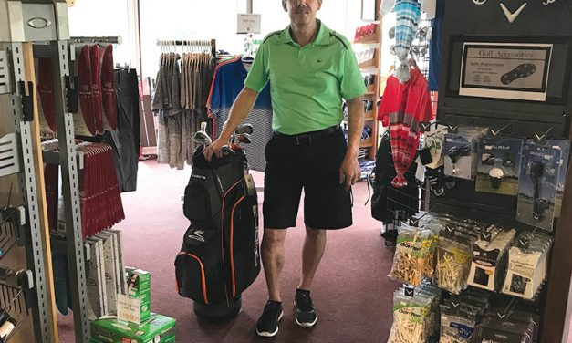 Several things fall into place for new Maple Brook Golf Professional