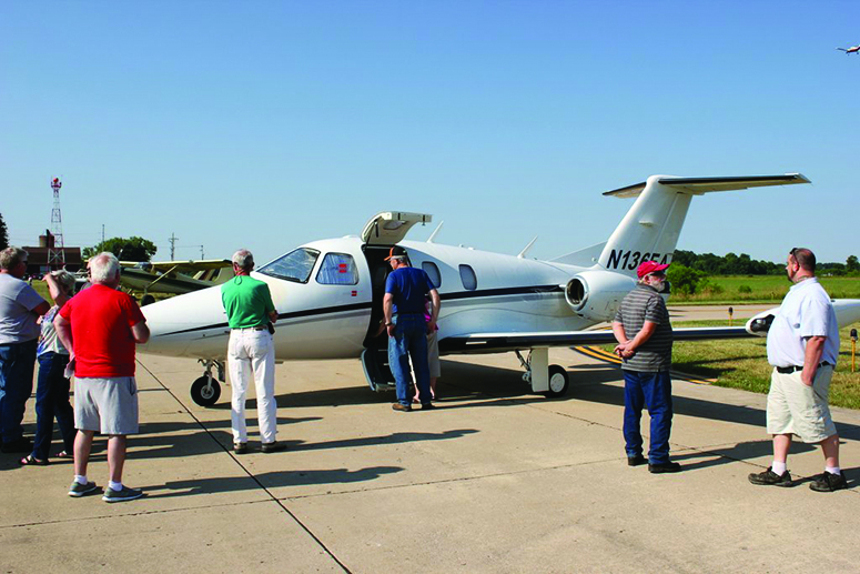Father's Day Fly In  continues to grow in 31st year
