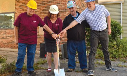 First Congregational breaks ground for Congregational Commons