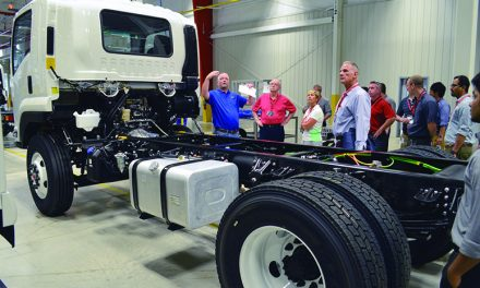 Spartan Motors unveils new $6.5 million plant