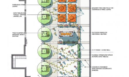 Pocket Park design phase nearing completion