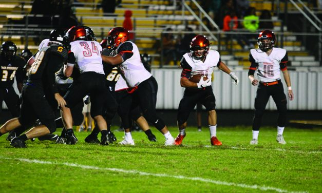 CHS Orioles varsity football brings home another win