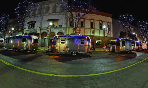Eaton Rapids Air, Michigan's only Airstream festival for the only Eaton Rapids on earth