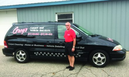 Greg's Carpet Cleaning and Vehicle  Services highly sought after in community