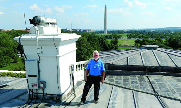Rhines makes most of 'once in a lifetime' opportunity
