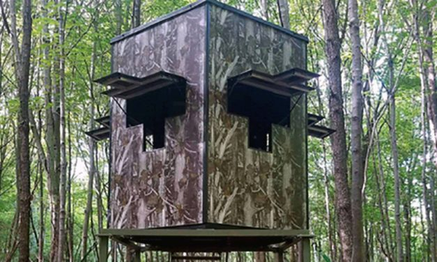 Slayer Outdoor Products offers unique blinds for hunting season