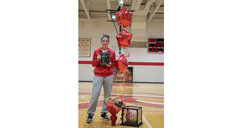 Whitcomb passes 1,000 point  threshold in high school basketball