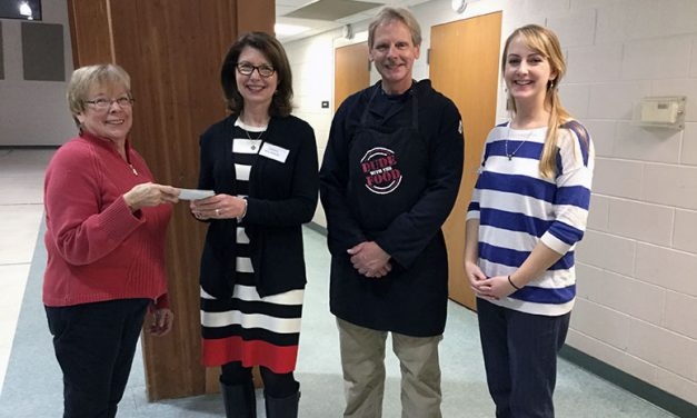 Women Working Wonders closes out  year of giving with $6K to the teen center