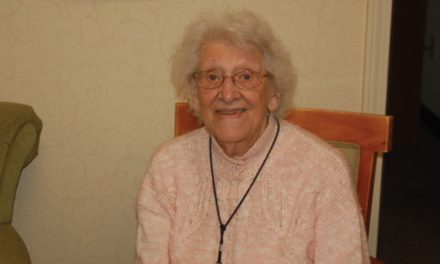 Island City Assisted Living  resident turns 105