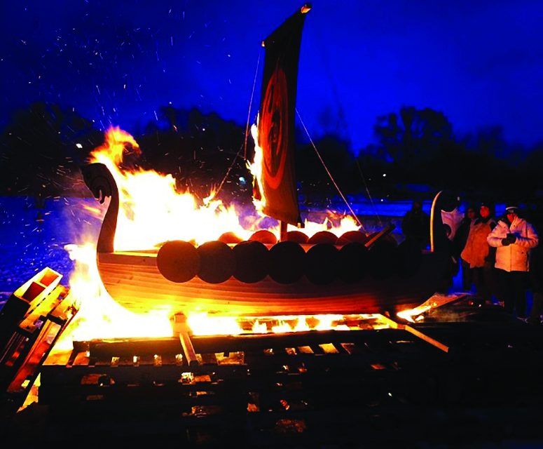 Nordic Fire Festival's popularity leading to new opportunities