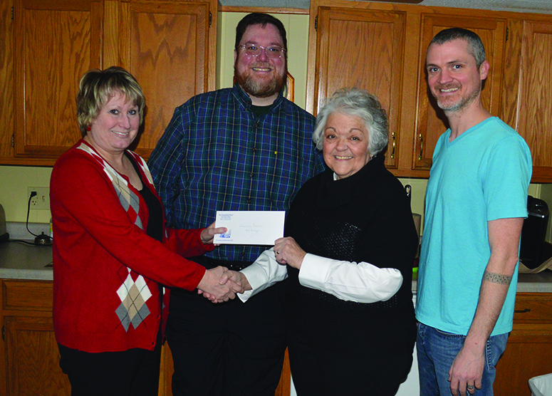 First Congregational Youth Group raises $1,171 for Housing Services Mid Michigan