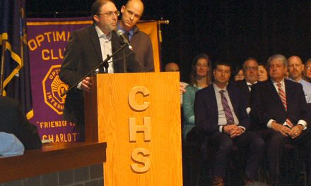 Students recognized for Optimist Youth Appreciation Week