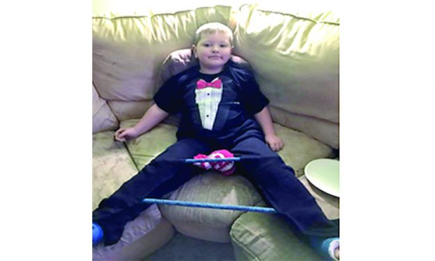 Charlotte family seeks help in overcoming rare leg disease