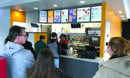 Dairy Queen opens to great expectations in new building