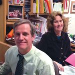 Dave and Lynn Funk say farewell to Olivet Schools 'one last time'