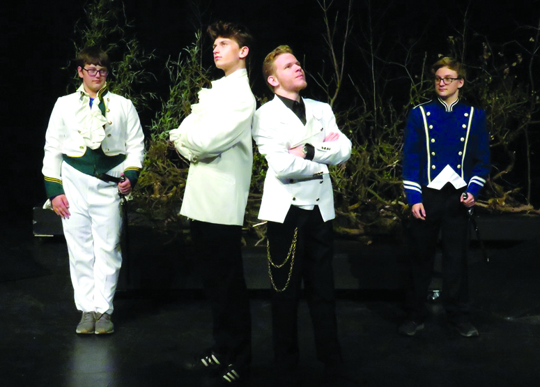 Take a walk 'Into the Woods' with Olivet High School Theatre