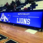 Maple Valley Athletic Boosters supply several improvements
