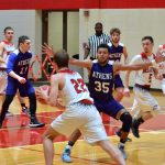 Broncos move up to State's No. 3 Class D team following 68-62 win over Athens