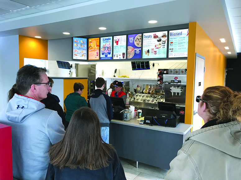 Dairy Queen to open Saturday, Feb. 2