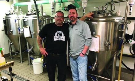 Charlotte Brewing Company honors Charlotte's original brew master with 5th anniversary porter