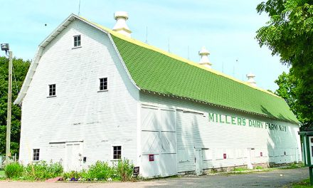 Historic Miller Barn needs roof