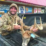 Hunters and community come together for annual buck pole