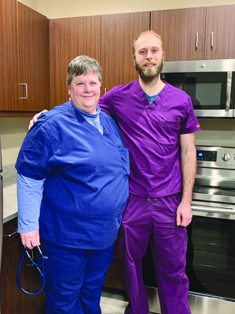 ERMC duo launches YouTube cooking series