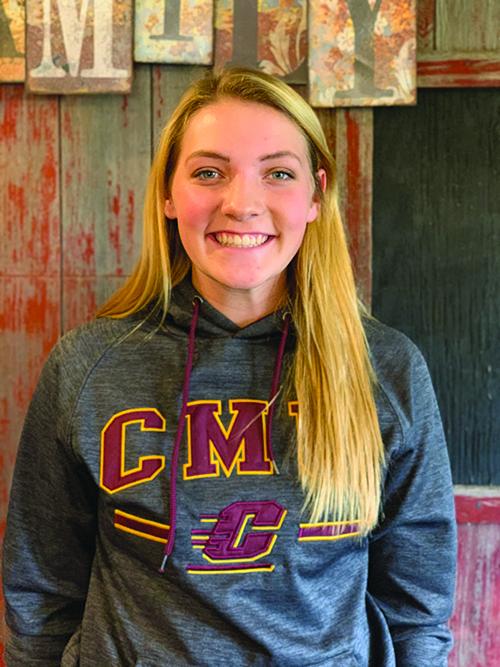 ER senior Grace Lehto earns 'full ride' to CMU